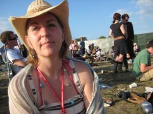 Caroline Jaine in Pilton