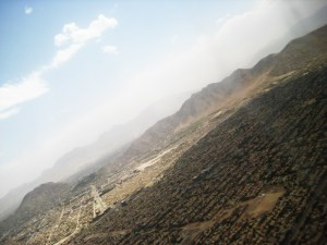 Kabul from Kam Air Flight 006