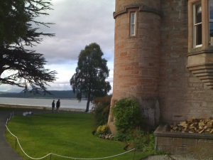 Meeting location in Inverness