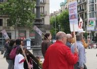 anti bank demonstration